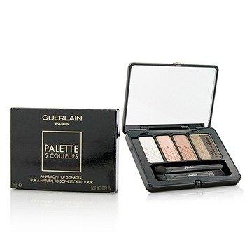 Guerlain 5 Couleurs Eyeshadow Palette - # 06 Bois Des Indes  6g/0.21oz