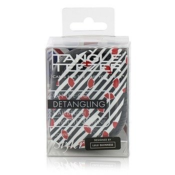 タングルティーザー Compact Styler On-The-Go Detangling Hair Brush - # Lulu Guinness  1pc