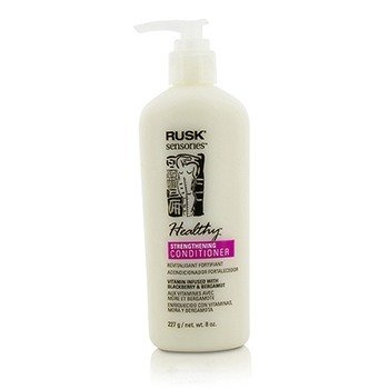 Rusk Sensories Healthy Blackberry & Bergamot Strengthening Conditioner (New Packaging)  227g/8oz
