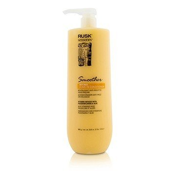 Rusk Sensories Smoother Passionflower & Aloe Anti-Frizz Leave-In Conditioner  958g/33.8oz