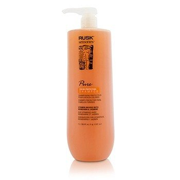 Rusk Sensories Pure Mandarin & Jasmine Color-Protecting Shampoo  1000ml/33.8oz