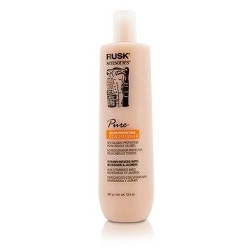 Rusk Sensories Pure Mandarin & Jasmine Color-Protecting Conditioner  383g/13.5oz
