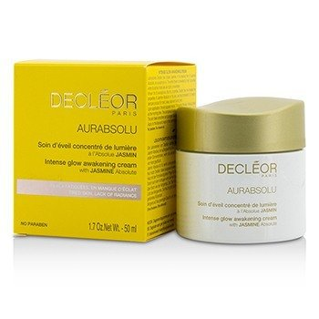 Decleor Aurabsolu Intense Glow Awakening Cream - For Tired Skin  50ml/1.7oz