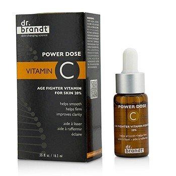 Dr. Brandt Power Dose Vitamin C Age Fighter Vitamin For Skin  16.3ml/0.55oz