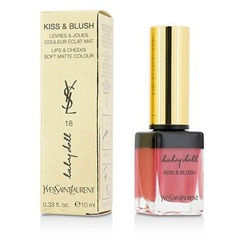 Yves Saint Laurent Baby Doll Beso & Rubor - # 18 Rose Provocant  10ml/0.33oz