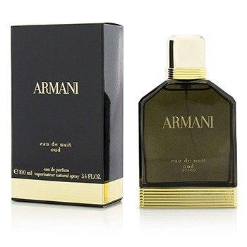 ジョルジオアルマーニ Armani Eau De Nuit Oud Eau De Parfum Spray  100ml/3.4oz