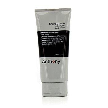 Anthony Logistics For Men Crema De Afeitar  177ml/6oz