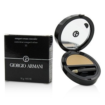 Giorgio Armani Compact Cream Concealer - # 3.5  1.6g/0.05oz