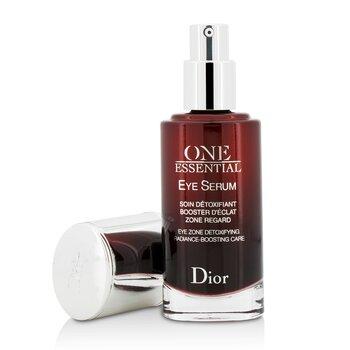 Christian Dior One Essential Детоксифицирующая Сыворотка для Сияния Кожи вокруг Глаз  15ml/0.5oz