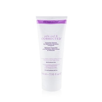 DERMAdoctor Calm Cool & Corrected Tranquility Cleanser  180ml/6oz