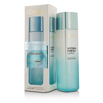 L'Oreal Hydrafresh Genius Multi-Active Genius Water  175ml/5.8oz