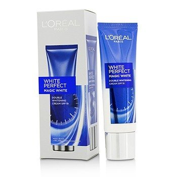 L'Oreal White Perfect Magic White Double Whitening Cream SPF19  50ml/1.7oz