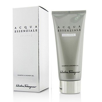 Salvatore Ferragamo Acqua Essenziale Colonia Shampoo & Shower Gel  200ml/6.76oz