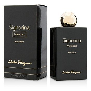 Salvatore Ferragamo Signorina Misteriosa Body Lotion  200ml/6.7oz
