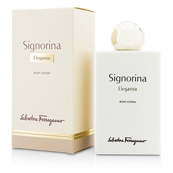 Salvatore Ferragamo Signorina Eleganza Body Lotion  200ml/6.8oz