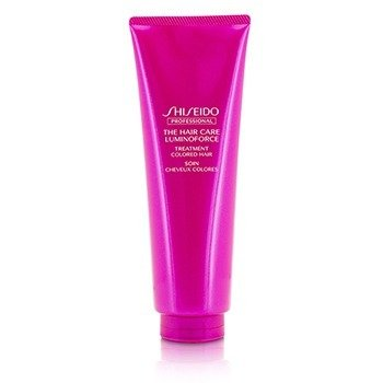 Shiseido The Hair Care Luminoforce Treatment (Colored Hair)  250g/8.5oz