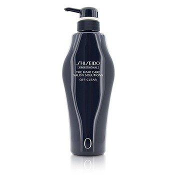 Shiseido The Hair Care Salon Solutions Off-Clear  500ml/16.9oz