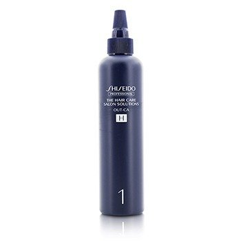 Shiseido The Hair Care Salon Solutions Out CA - # H (For High Damaged Hair)  250ml/8.5oz