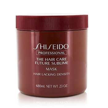 Shiseido The Hair Care Future Sublime Mask (Hair Lacking Density)  680ml/23oz