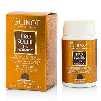 Guinot Pro Soleil Tan Activators Supplement  30capsules
