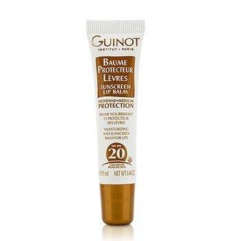 Guinot Baume Protecteur Levres Bálsamo Hidratante y Protectos Solar Para Labios SPF20  15ml/0.44oz