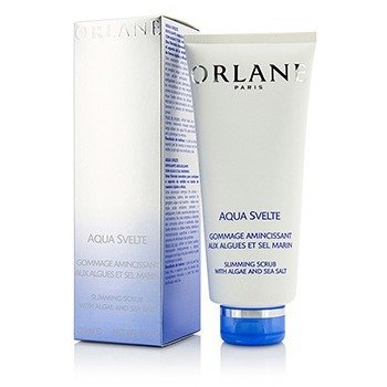 Orlane Aqua Svelte Slimming Scrub With Algae & Sea Salt  200ml/6.7oz