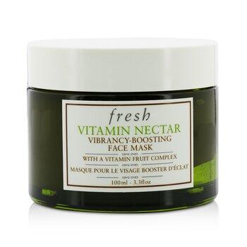 フレッシュ Vitamin Nectar Vibrancy-Boosting Face Mask  100ml/3.3oz
