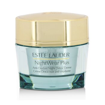 Estee Lauder كريم مزيل للسموم ليلي مضاد للأكسدة NightWear Plus  50ml/1.7oz