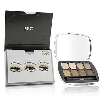 BareMinerals BareMinerals Ready Eyeshadow 8.0 - The Bare Neutrals  7g/0.24oz