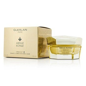 Guerlain Abeille Royale Night Cream - Firming, Wrinkle Minimizing, Replenishing  50ml/1.6oz
