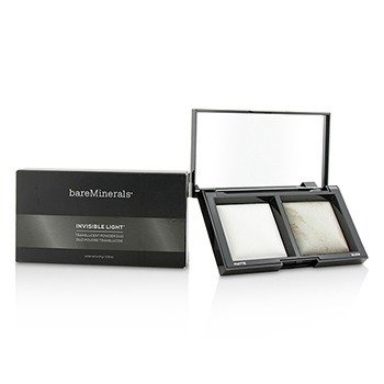 BareMinerals Invisible Light Polvo Translúcido Dúo  9g/0.31oz