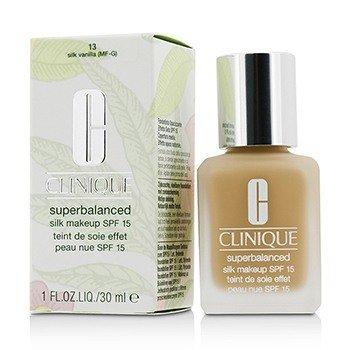 Clinique Superbalanced Maquillaje Sedoso SPF 15 - # 13 Silk Vanilla (MF-G)  30ml/1oz