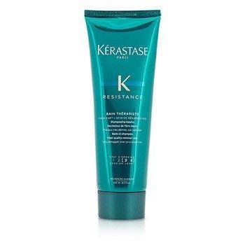卡詩 Resistance Bain Therapiste Balm-In-Shampoo Fiber Quality Renewal Care - For Very Damaged, Over-Processed Hair (New Packaging)  250ml/8.5oz