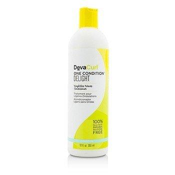 DevaCurl One Condition Delight (beztížný kondicionér vln - pro vlnité vlasy)  355ml/12oz