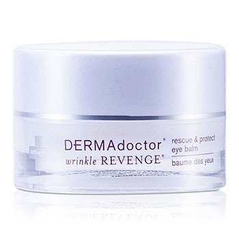 DERMAdoctor Wrinkle Revenge Rescue & Protect Eye Balm (Unboxed)  15ml/0.5oz