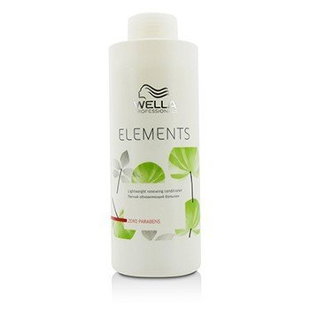 Wella Elements Lightweight Renewing Conditioner  1000ml/33.8oz