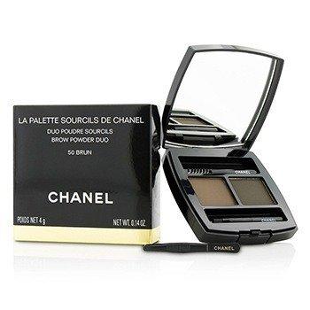 Chanel Puder do brwi La Palette Sourcils De Chanel Brow Powder Duo - # 50 Brun  4g/0.14oz