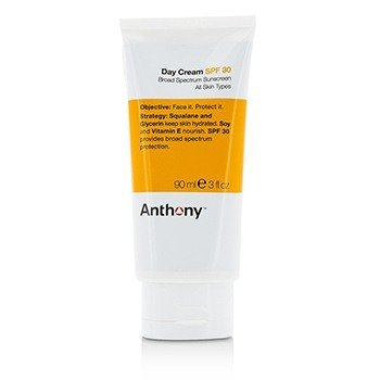 Anthony Logistics For Men Day Cream SPF 30  90ml/3oz