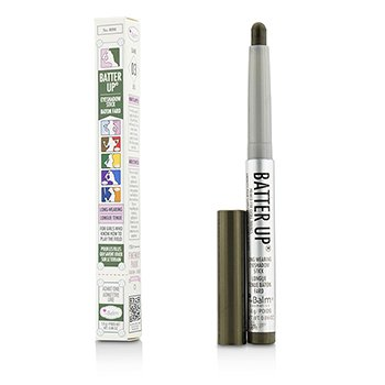 TheBalm Batter Up Sombra de Ojos en Barra - Outfield  1.6g/0.06oz
