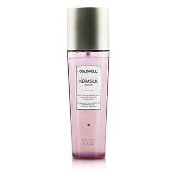 Goldwell Kerasilk Color Spray Protector de Secado a Calor (Para Cabello Tratado con Color)  125ml/4.2oz