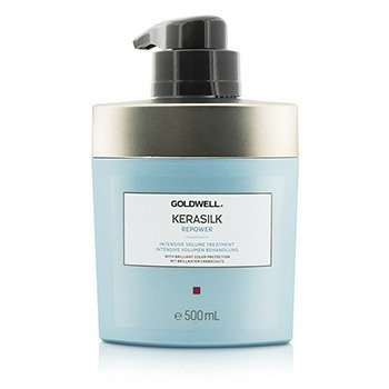 ゴールドウェル Kerasilk Repower Volume Intensive Volume Treatment (For Fine, Limp Hair)  500ml/16.9oz