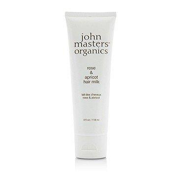 John Masters Organics Leche de Cabello de Rosa & Albaricoque  118ml/4oz