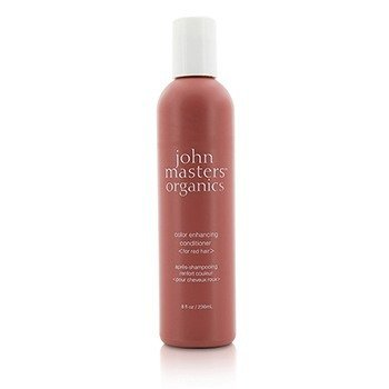 John Masters Organics Color Enhancing Conditioner (for rødt hår)  236ml/8oz