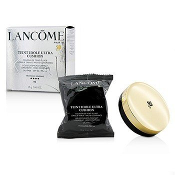 Lancome Teint Idole Ultra Cushion Liquid Cushion Compact SPF 50 - # 03 Beige Peche  13g/0.45oz