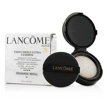 Lancôme Teint Idole Ultra Cushion Liquid Cushion Compact SPF 50 Refill - # 02 Beige Rose  13g/0.45oz