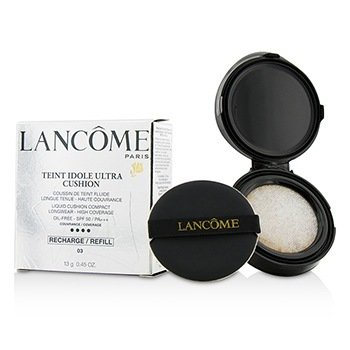 Lancome Teint Idole Ultra Cushion Liquid Cushion Compact SPF 50 Refill - # 03 Beige Peche  13g/0.45oz