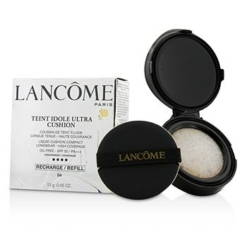 Lancôme Teint Idole Ultra Cushion Liquid Cushion Compact SPF 50 Refill - # 04 Beige Miel  13g/0.45oz