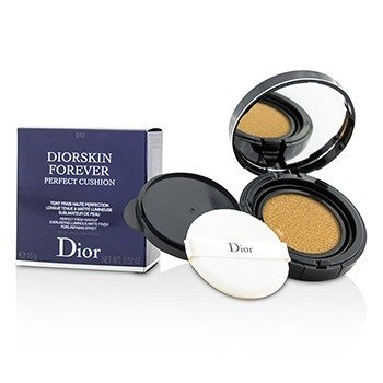 Christian Dior Diorskin Forever Perfect Cushion SPF 35 - # 010 Ivory  15g/0.52oz