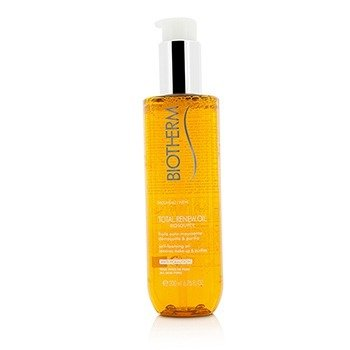 Biotherm Biosource Total Renew Oil Aceite Auto Espumoso  200ml/6.76oz