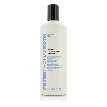 Peter Thomas Roth Lavado Aclarante de Acné  250ml/8.5oz